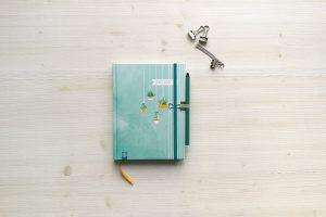 DIY Stiftehalter für deinen Planer