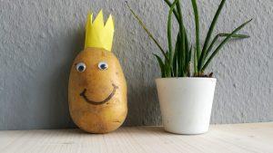 Die Kartoffelkönigin und ihre Freund*innen
