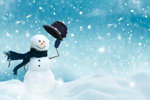 Eine Wintergeschichte: Schneeflockenfänger
