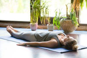 Entspannungsübungen für einen stressigen Alltag