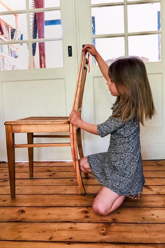 Übung für Vorschulkinder - Maß nehmen