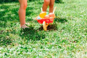Spaß und Abkühlung an heißen Tagen