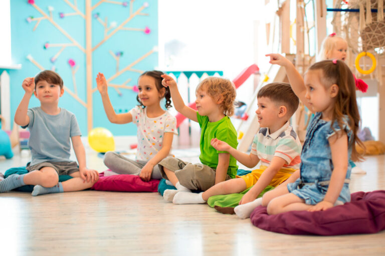 Sprachförderung in der Kita mit Sprachspielen