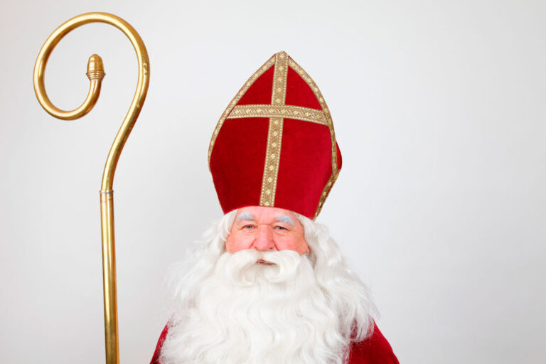 Sprachanlass in der Kita zu Nikolaus