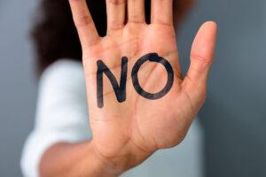 Nein sagen im stressigen Kita-Alltag